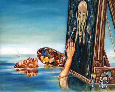 Painting - Still Painting by Hiroko Sakai