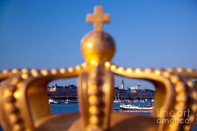 Photograph - Stockholm by Michal Bednarek