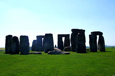 Photograph - Stonehenge by Sharon Popek