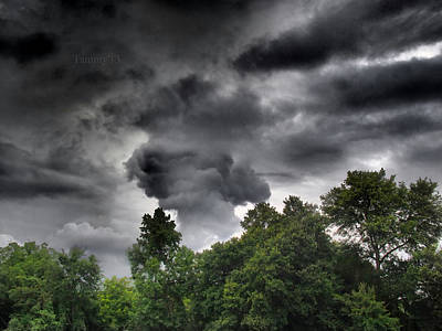 Gaston County Photograph - Storm Chasers  by Tammy Cantrell
