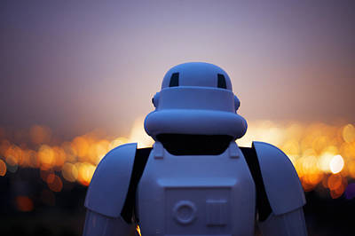 Photograph - Storm Trooper by Dustin  LeFevre