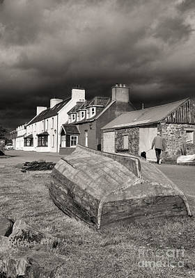 Torridon Wall Art - Photograph - Stormy Scotland by Colin Woods