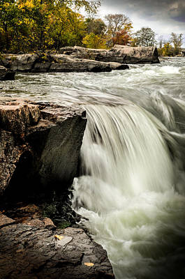 Photograph - Stormy Waters by Douglas Pike