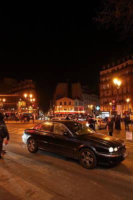 Street Photograph - Street Scenes - Paris France - 011319 by DC Photographer