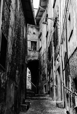 Photograph - Streets Of Scanno - Italy 3 by Andrea Mazzocchetti