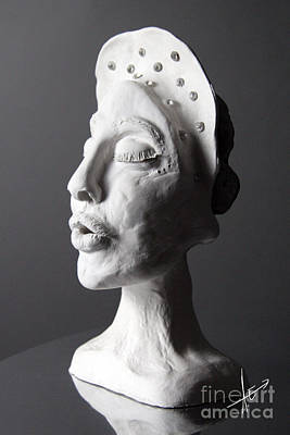 Sculpture - Striving by Afrodita Ellerman