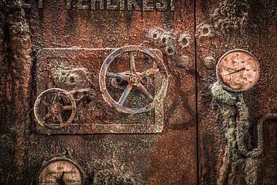 Amperage Photograph - Submarine by Dobromir Dobrinov