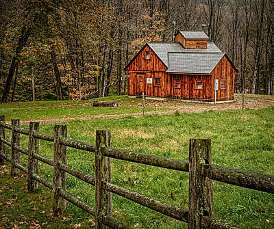 Photograph - Sugar Shack by Fred LeBlanc