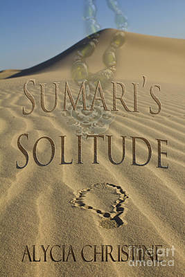 Photograph - Sumari's Solitude Cover by Alycia Christine