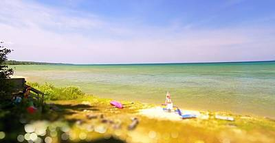 Photograph - Summer On Lake Huron by Marysue Ryan