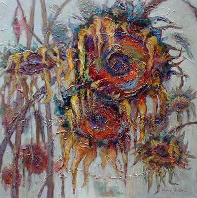 Sunflowers Smmer Memories Original