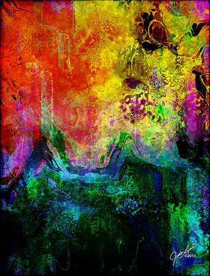 Digital Art - Summer Solstice by The Art Of JudiLynn