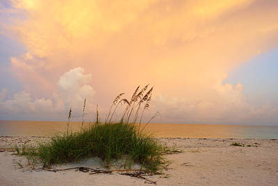 Photograph - Summer Sunrise On Nokomis Beach by John Myers