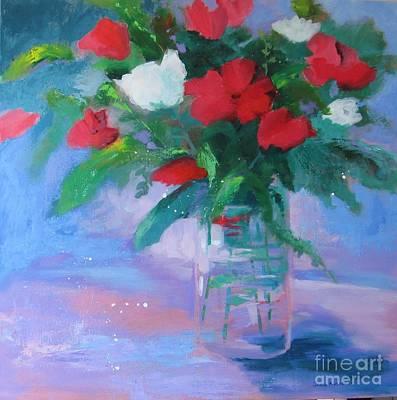 Summer Vase Art Print