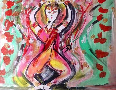 Sun Dance Art Print