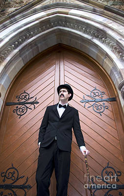 Dapper Photograph - Sunday Service Man by Jorgo Photography - Wall Art Gallery