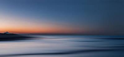 Denia Photograph - Sundown by Herbert Seiffert