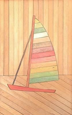 Sunfish Art Print