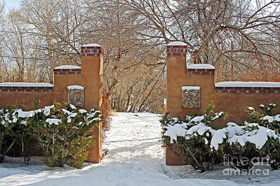 Photograph - Sunny Entrance by Gabriele Pomykaj