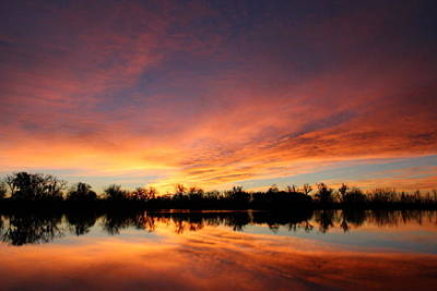 Mark Wagner Wall Art - Photograph - Sunrise 7 by Mark Wagner