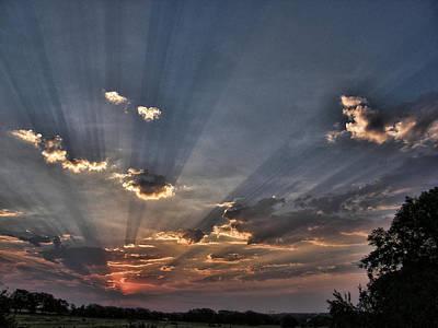 Wall Art - Photograph - Sunrise Glory by Shannon Story