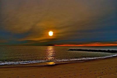 Photograph - Sunrise by Joe  Burns