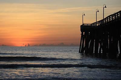 Photograph - Sunrise  by Mandy Shupp