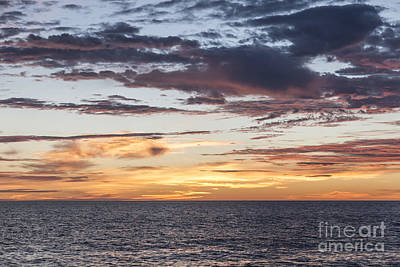 Photograph - Sunrise Over The Sea Of Cortez by Liz Leyden