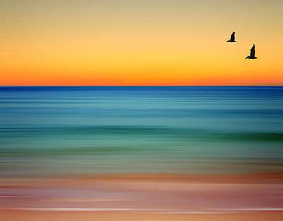 Photograph - Sunset Beach by Sean Allen