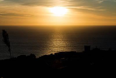 Photograph - Sunset Shadow by Joseph Amaral