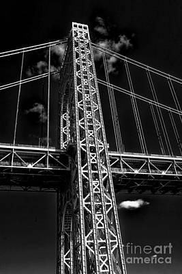Photograph - Gw Suspension by John Rizzuto