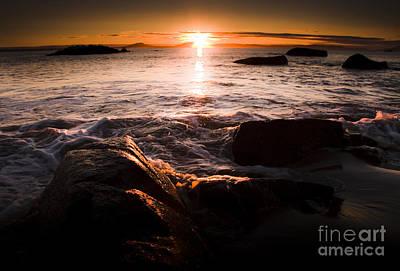 Swansea Sunrise Art Print by Jorgo Photography - Wall Art Gallery