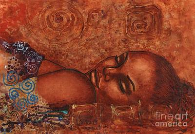Painting - Sweet Dreams by Alga Washington