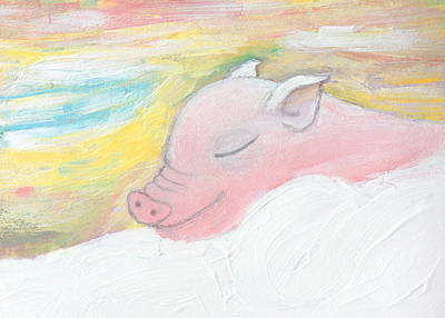 Painting - Sweet Dreams by Kume Bryant
