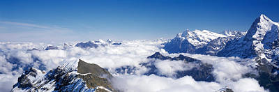 Swiss Alps Switzerland Art Print