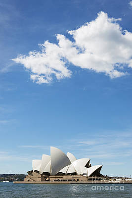 Landmarks Royalty Free Images - Sydney Opera House In Australia Royalty-Free Image by JM Travel Photography