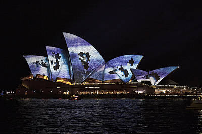 Photograph - Sydney Opera House by RSRLive Arts