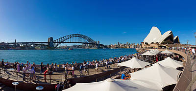 Sydney Vacation Photograph - Sydney Opera House, Sydney, New South by Panoramic Images