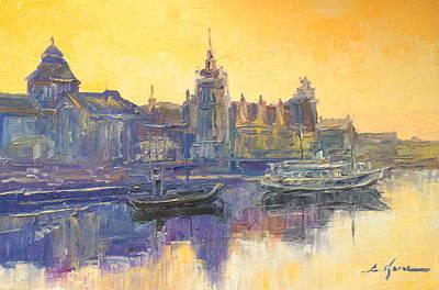 Szczecin - Poland Art Print