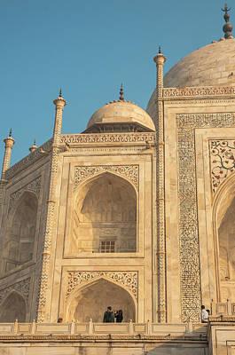 Taj Mahal, Agra, Uttar Pradesh, India Art Print by Inger Hogstrom