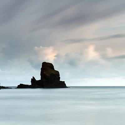 Photograph - Talisker Bay by Grant Glendinning