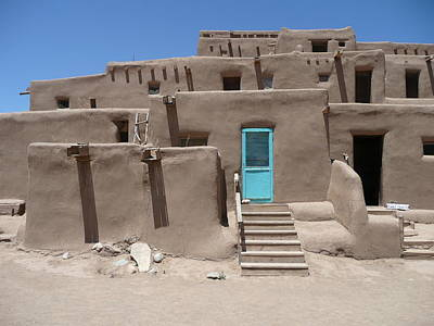 Photograph - Taos Pueblo by Keith McGill