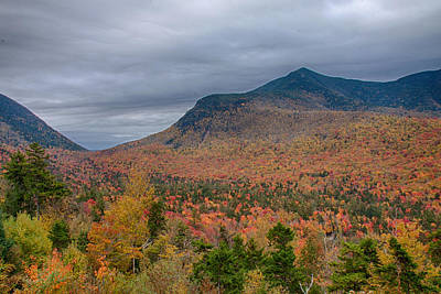 Photograph - Tapestry Of Fall Colors by Jeff Folger