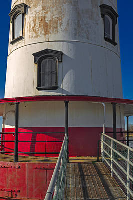 Photograph - Tarrytown Lighthouse by Susan Candelario