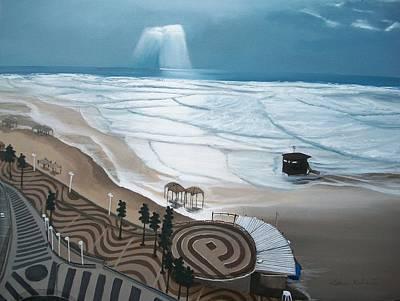 Painting - Tel-aviv by Susan Roberts