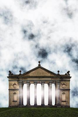 Greek Temple Photograph - Temple by Joana Kruse