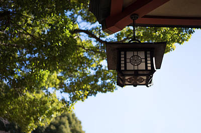 Japan Photograph - Temple Light by Christoffer Karlsson