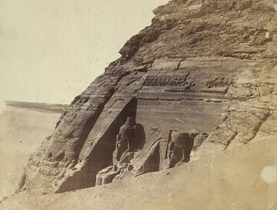 Abolition Photograph - Temple Of Ramses II by British Library