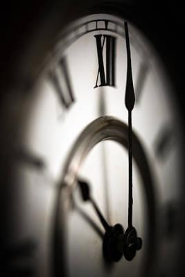 Photograph - Ten O'clock by Brad Grove