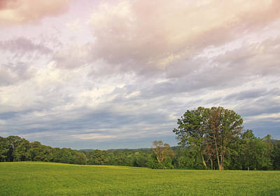 Photograph - Tennessee Landscape by Melinda Fawver